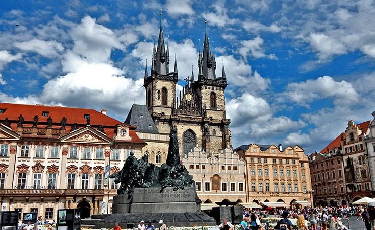 Crkva Presvete Bogorodice u Pragu