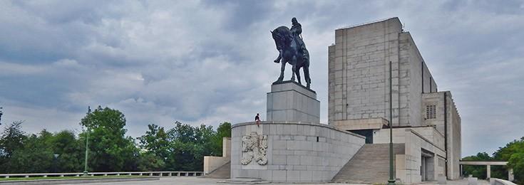 National Monument on Vitkov hill