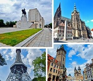 Znamenitosti Praga