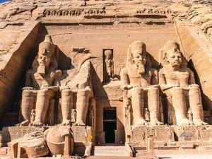 Abu Simbel Temples in Aswan