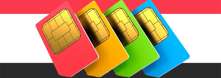 SIM Cards in Egypt