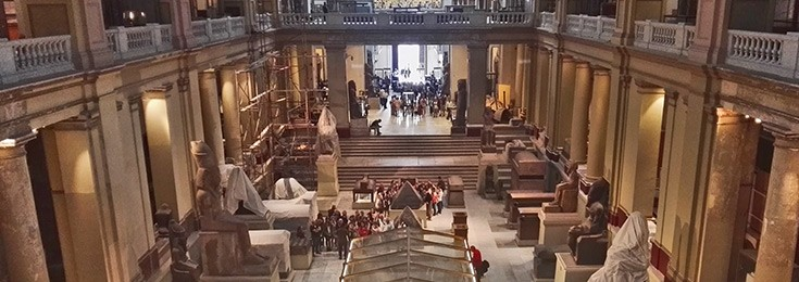 Museums in Cairo