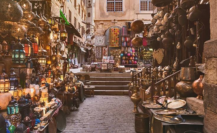 Kahn El Khalili bazaar