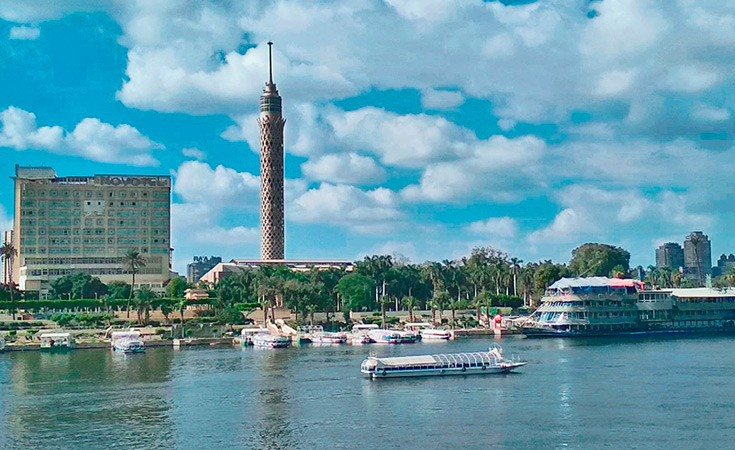 The Tower in Cairo