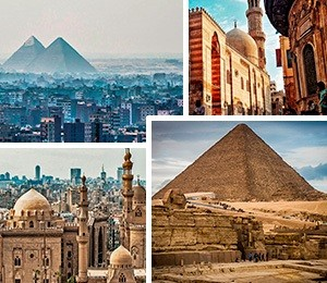 Znamenitosti Kaira