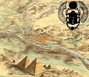 Mapa Kaira