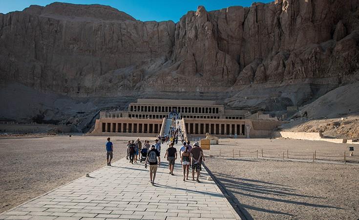 Al Deir Al Bahari hram