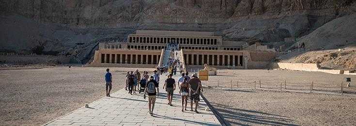 Al Deir Al Bahari Temple