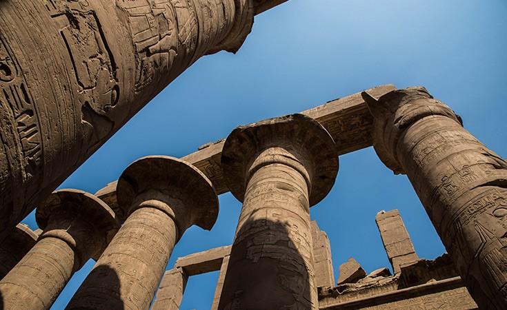 Karnak hramovi