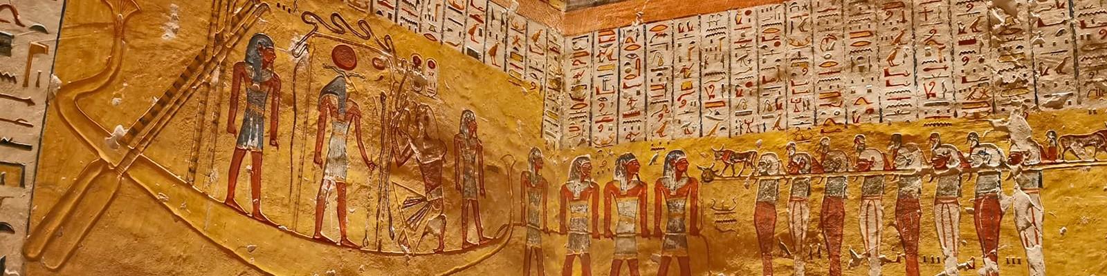 History of Luxor
