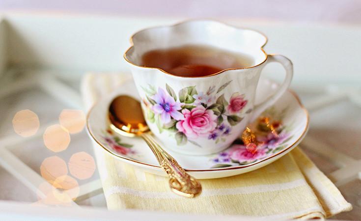 The English Tea