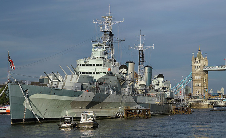 Krstarica HMS Belfast