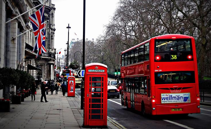 Londonski autobusi