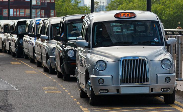 Taksi u Londonu