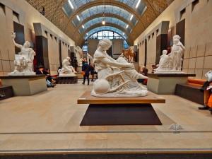 Orsay Museum in Paris
