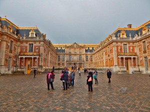 Versailles Palace near Paris