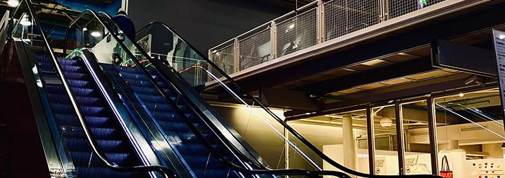 The George Pompidou Center