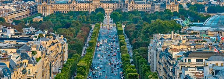 Luksuzni šoping u Parizu