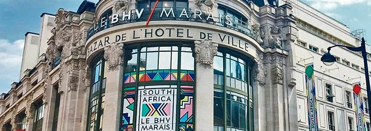 The Bazar de l'Hotel de Ville