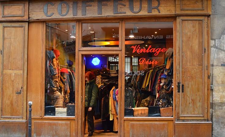 Vintage šoping u Parizu