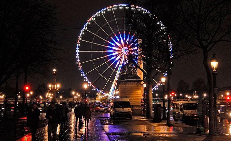 Concord Square in Paris