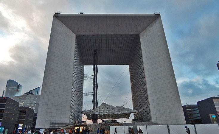 Grand Arch de la Defense
