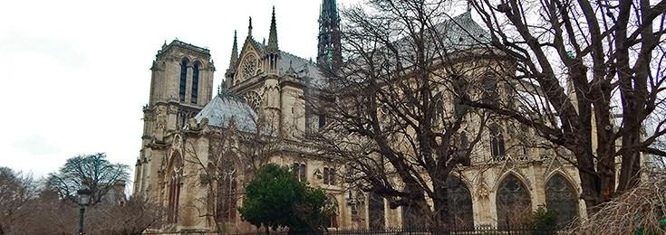 Notr Dam katedrala u Parizu