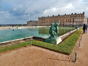 Incredible gardens of the Versailles Palace