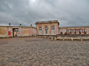 Grand Trianon palace at Versailles Palace