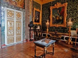 Beautiful furniture at Versailles Palace