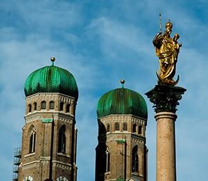 History of Munich