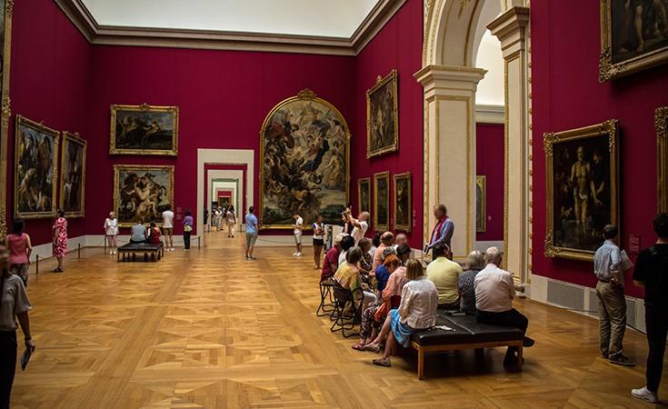 Alte Pinakothek ili Stara Pinakoteka