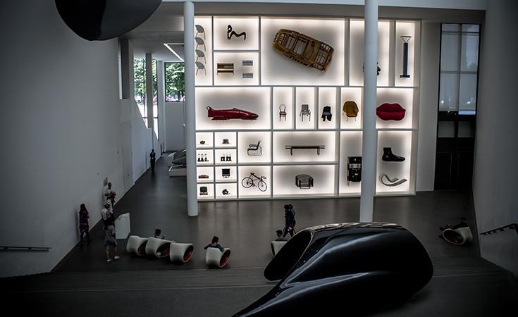 Neue Pinakothek in Munich