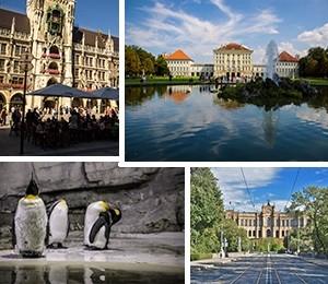 Sights in Munich