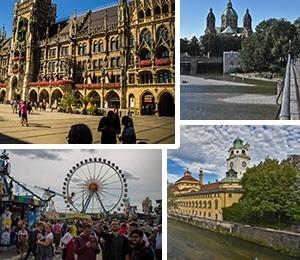Photos of Munich