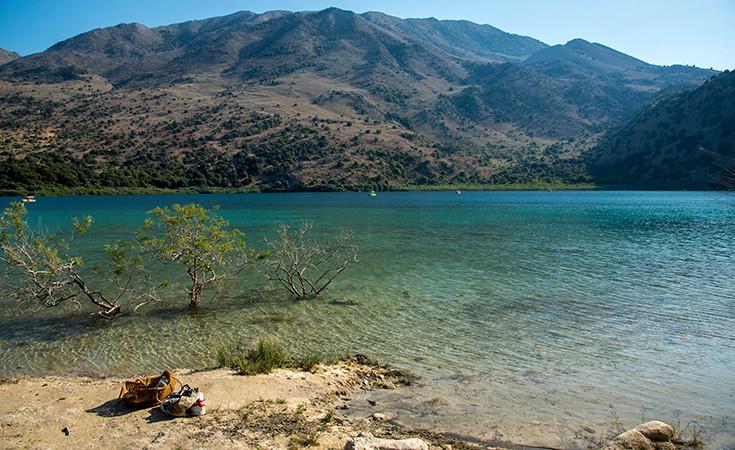 Jezero Kournas