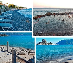 Beaches in Kos Island