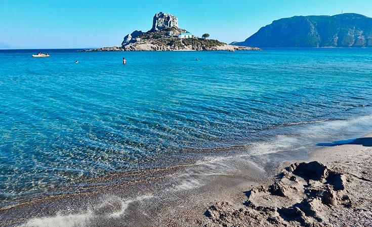 Agios Stefanos plaža