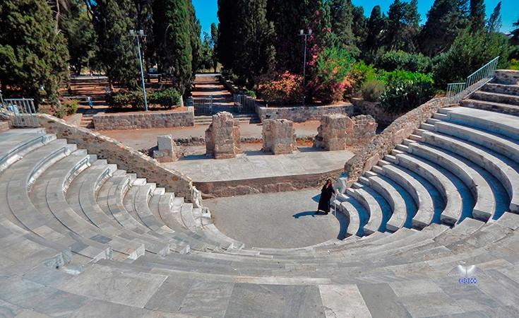 Roman Odeum in Kos
