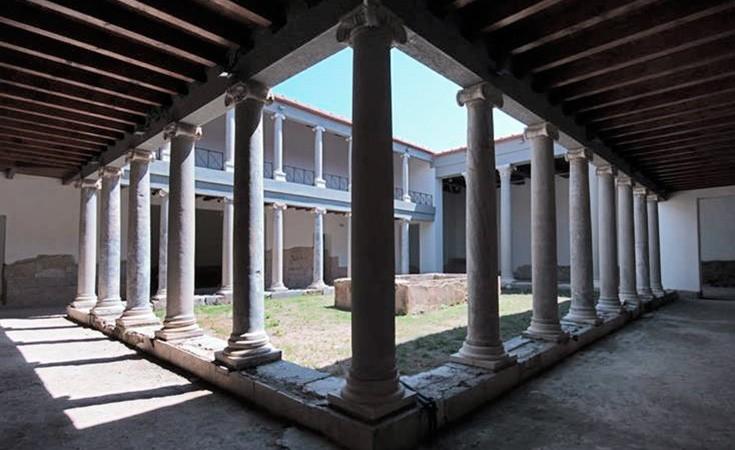 Rimska vila u gradu Kosu