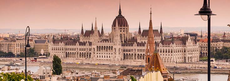 Zgrada mađarskog parlamenta