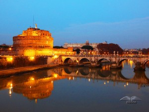 Castle Sant' Angelo in Rome