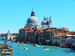 Basilica Santa Maria della Salute in Venice
