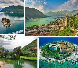 Atrakcije Boke Kotorske
