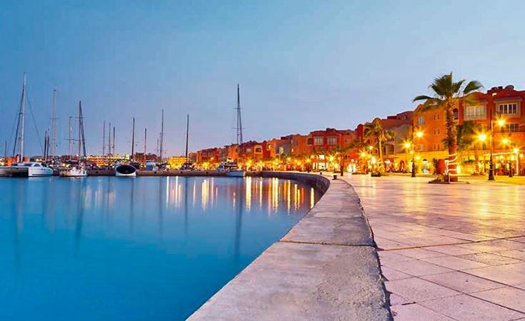 Hurghada Marina
