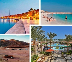 Attractions in Hurghada
