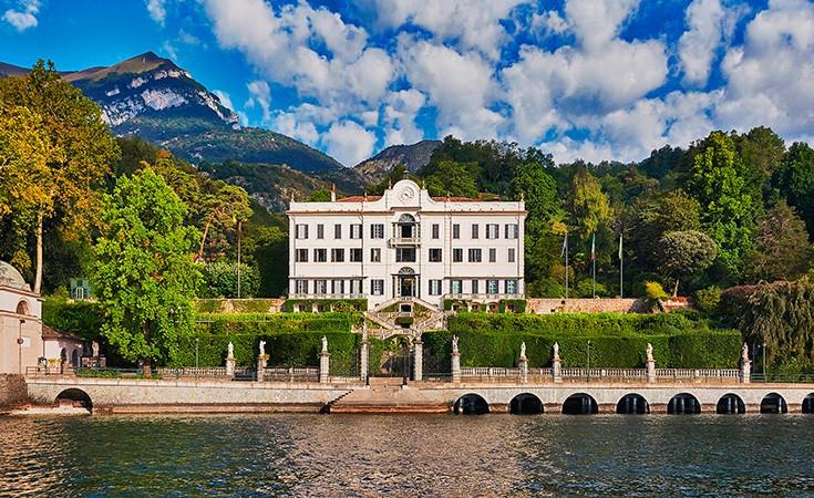 Vila Karlota u Tremezu