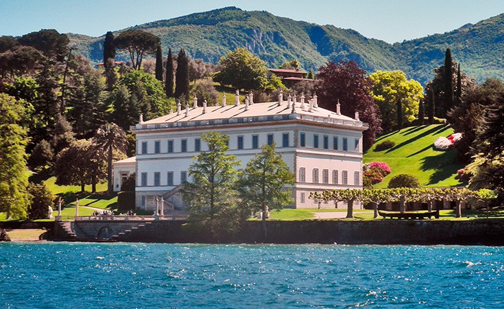 Villa Melzi d'Eril in Bellagio