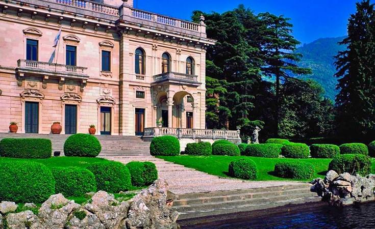 Villa d'Este in Cernobbio