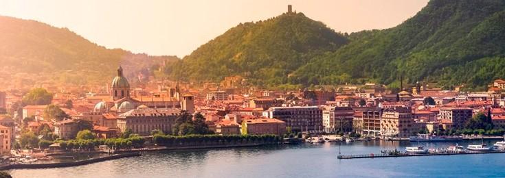 Cernobbio on Lake Como